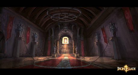 Corvin Castle Room Concept