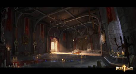 Corvin Castle Room 2 Concept