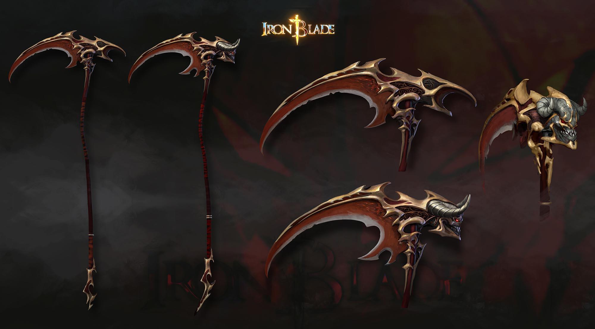 Scythe Concept by Darkcloud013