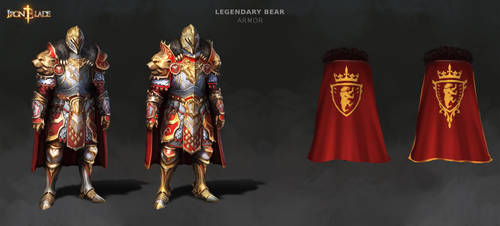 Legendary Bear Concept