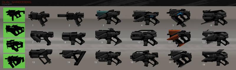 Dual Shredders Concept 02