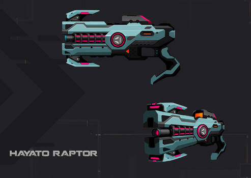 Hayato Raptor pv