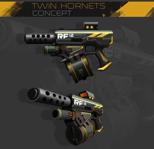 Twin Hornets Profile