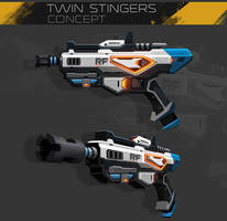 Twin Stingers Profile
