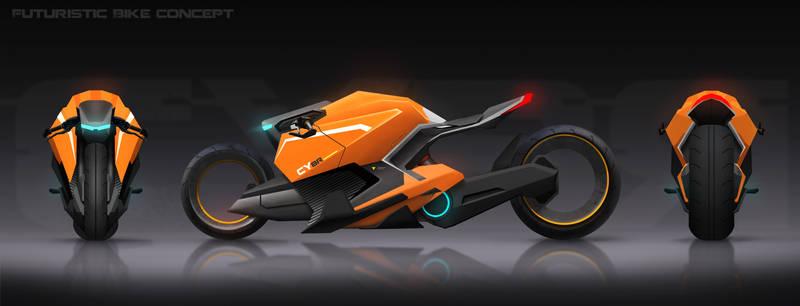 CyBr Bike Concept