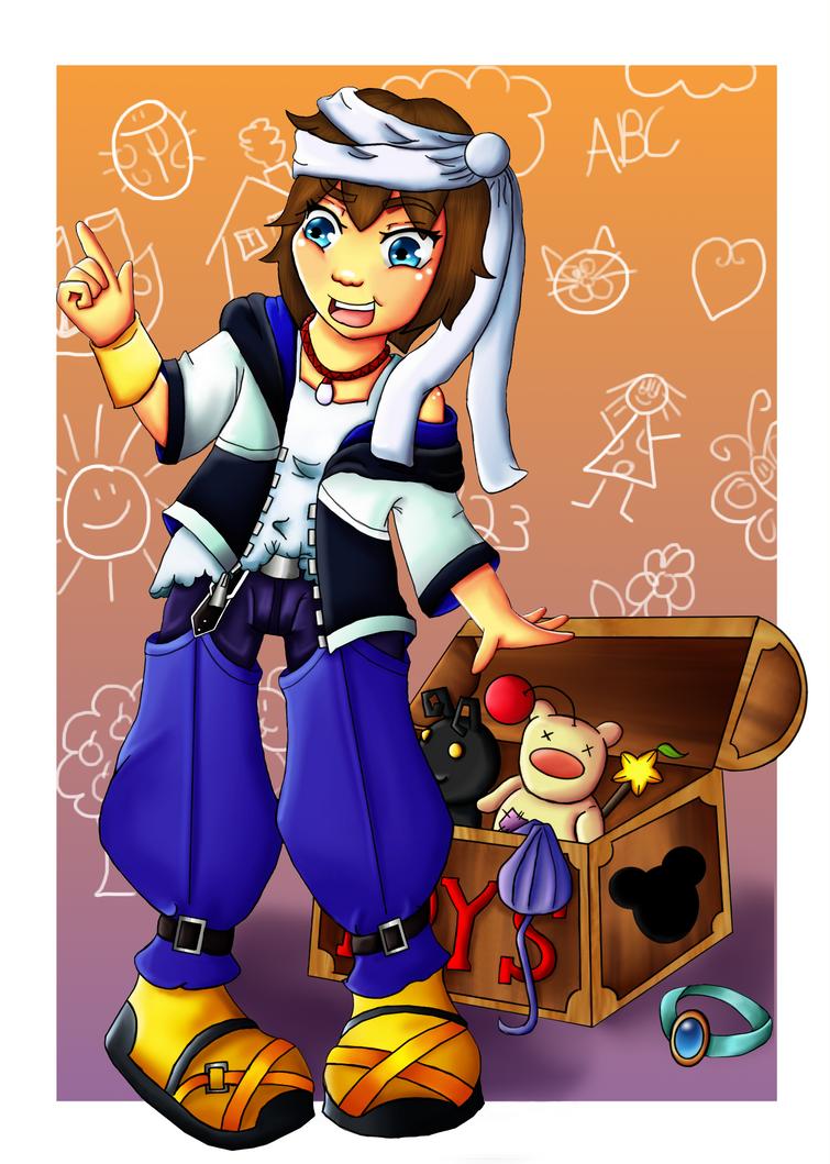 Little Enya - Dress Up Time! by Loralata