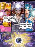 SS: Power of Three :Goddess-of-the-Moon1: