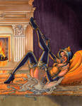 OSI pinup - Memories by SailorAlcyone