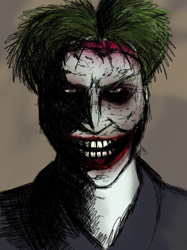Joker-The New 52 by RabidDog008 on DeviantArtNew 52 Joker Wallpaper