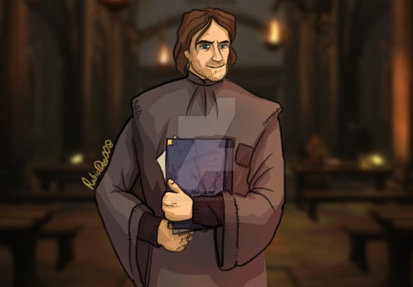 Martin Septim - The Elder Scrolls: Oblivion by RabidDog008