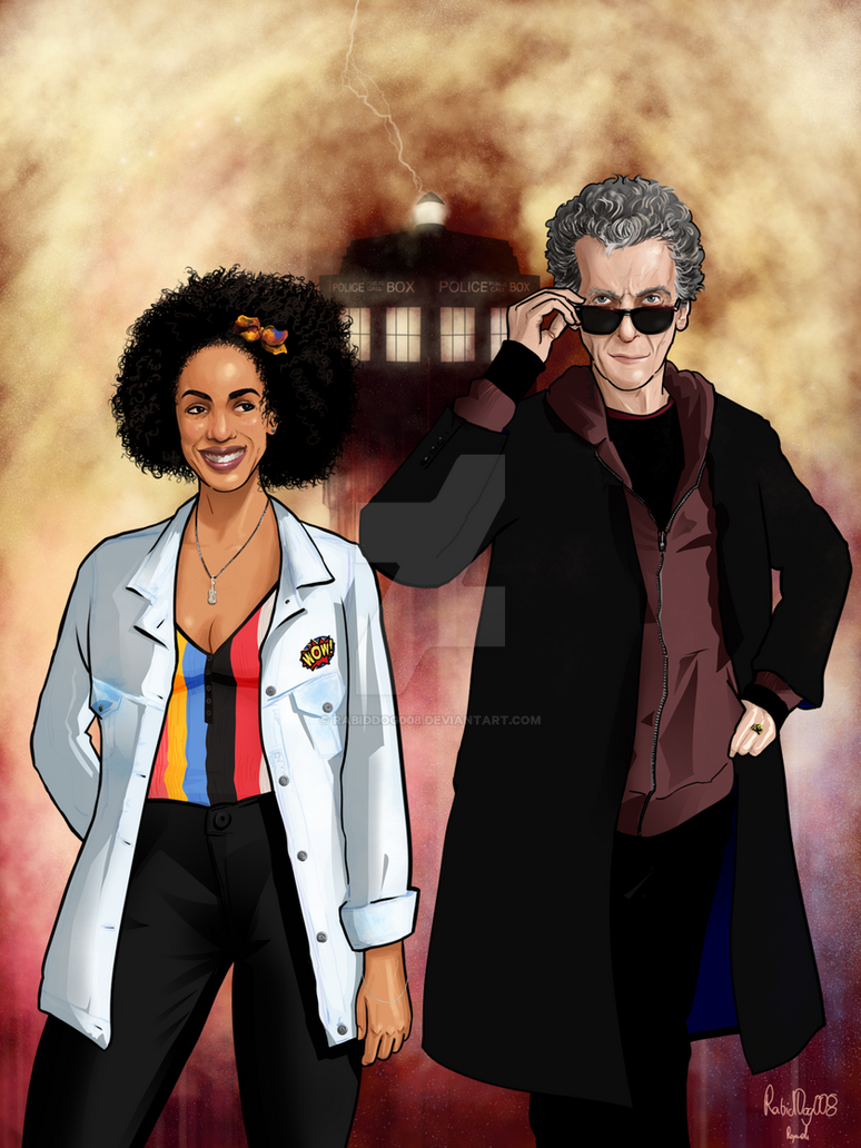 Bill and the Doctor by RabidDog008