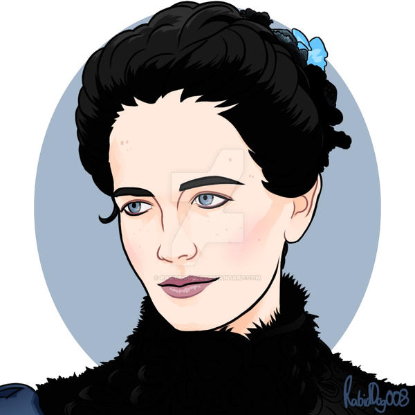 Vanessa Ives Icon - Penny Dreadful by RabidDog008