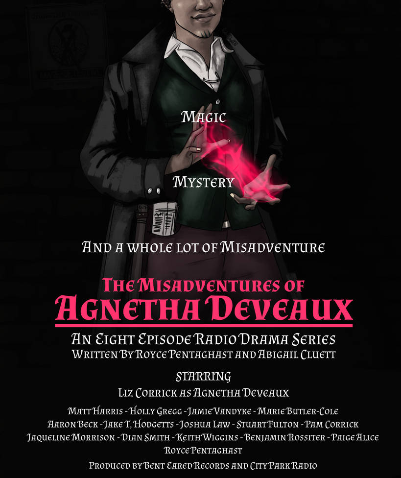 The Misadventures of Agnetha Deveaux, Series II by RabidDog008
