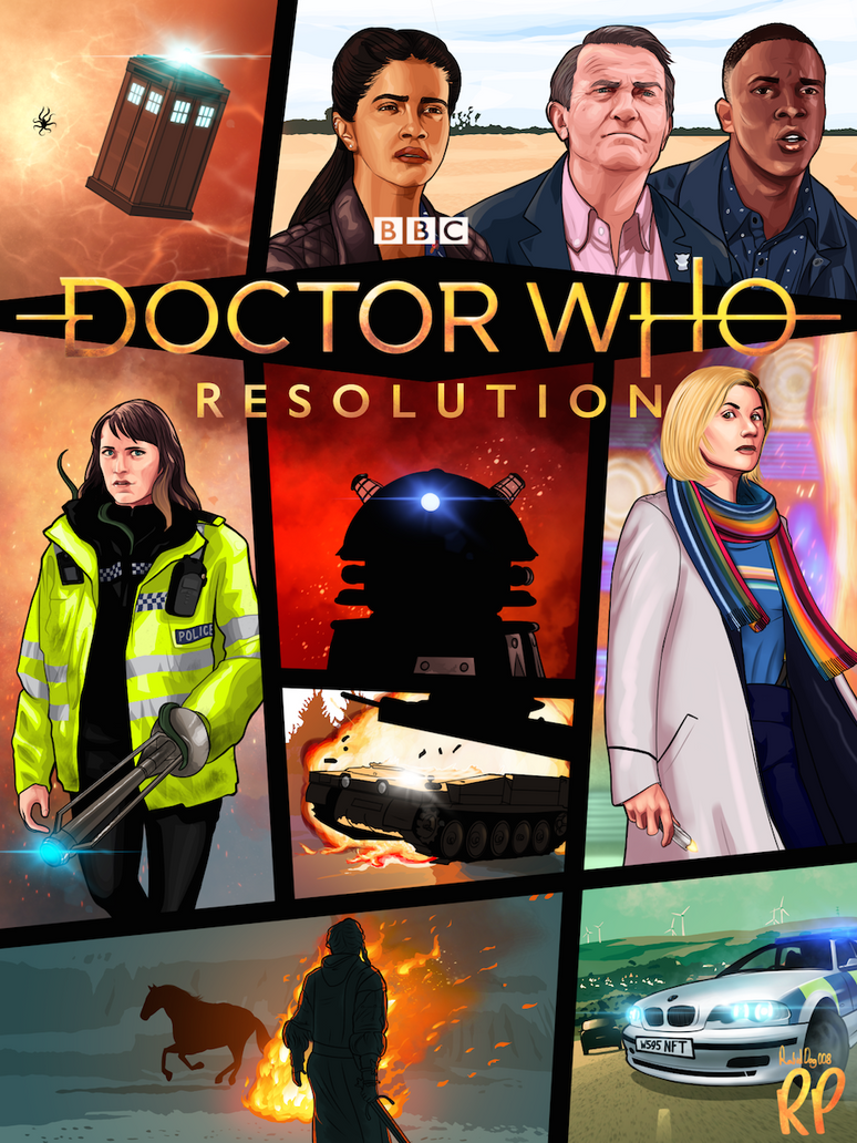 Doctor Who - Resolution by RabidDog008