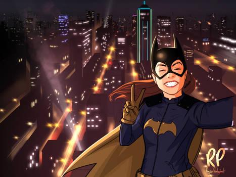 Daisy Ridley as Batgirl