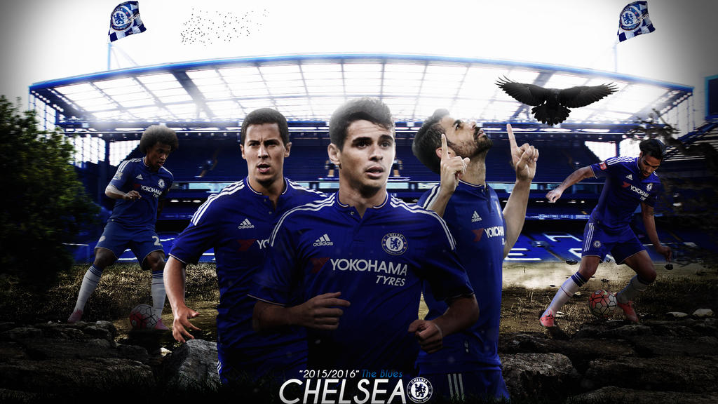 CHELSEA 2015 2016 Wallpaper By Abbes17