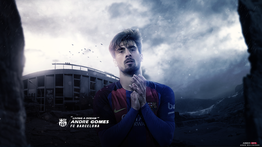 Andre Gomes 2016/17 Wallpaper By Abbes17 On DeviantArt