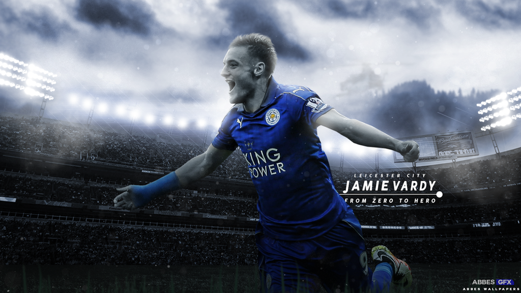 Jamie Vardy Wallpaper 2016/17 By Abbes17 On DeviantArt