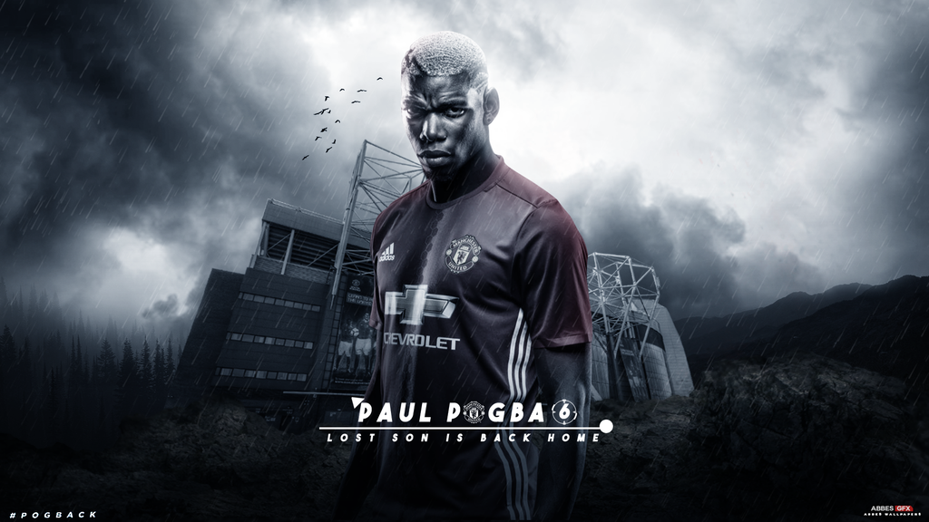 Paul Pogba Wallpaper 2016/17 By Abbes17 On DeviantArt