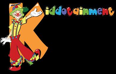 Kiddotainment Logo by TessandraFae