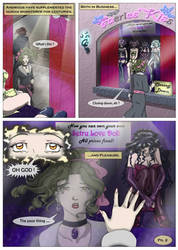 Elven Roses page 2 by TessandraFae