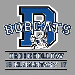 Brookhollow T-Shirt Design 2016-2017 by TessandraFae