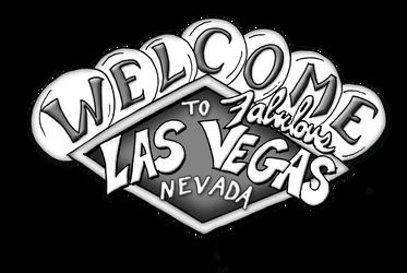 Las Vegas Logo by TessandraFae