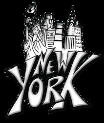 New York Logo by TessandraFae