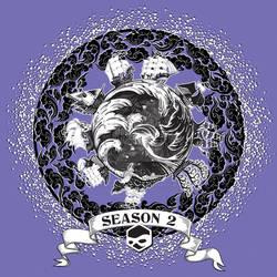 Vigilante DnD Season 2 T-Shirt Design
