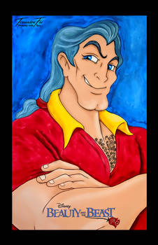 Gaston Silver Fox