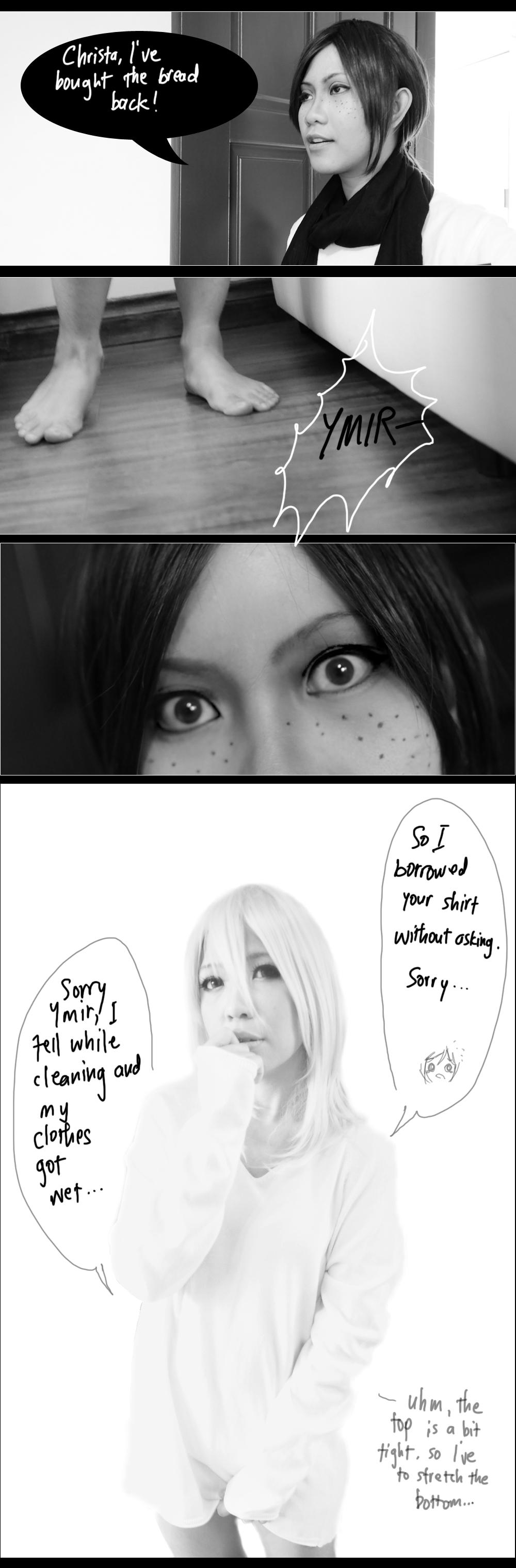 YumiKuri :: 01 by dancingontightrope