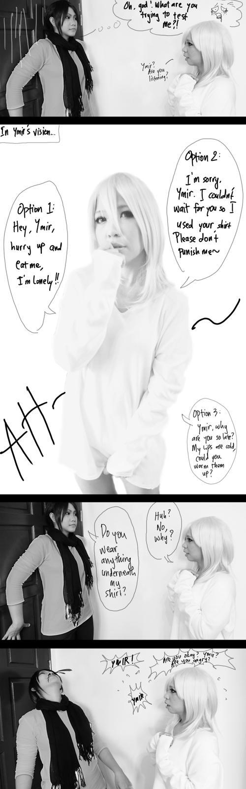 YumiKuri :: 02 by dancingontightrope