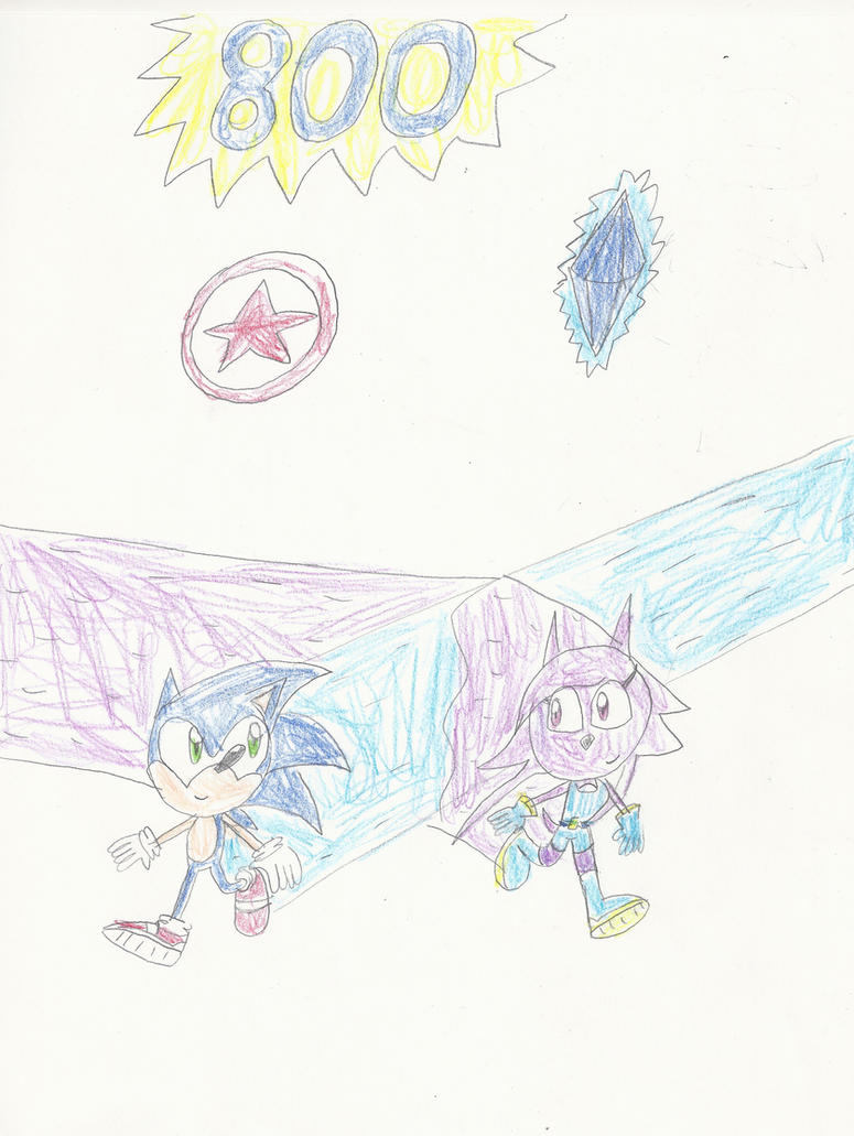 Two fastest heroes alive!!! (800th Upload) by mastergamer20