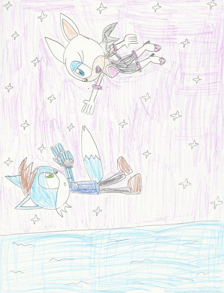 AT: Falling to the Sea by mastergamer20