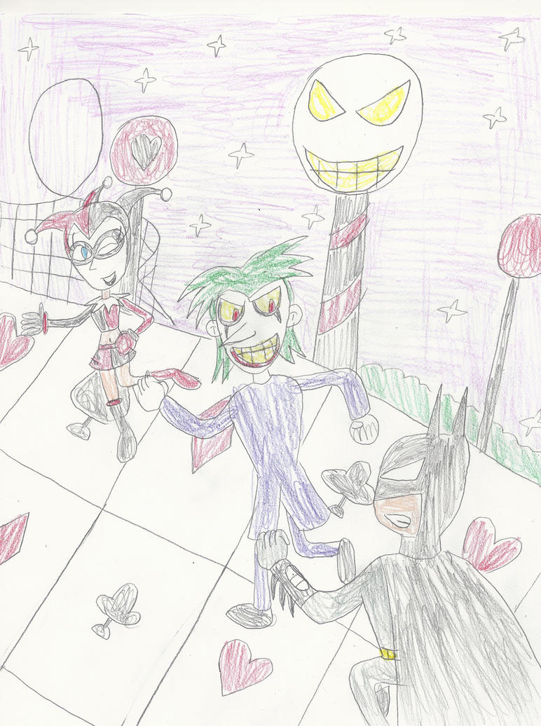 AT: Chase through Jokerland by mastergamer20