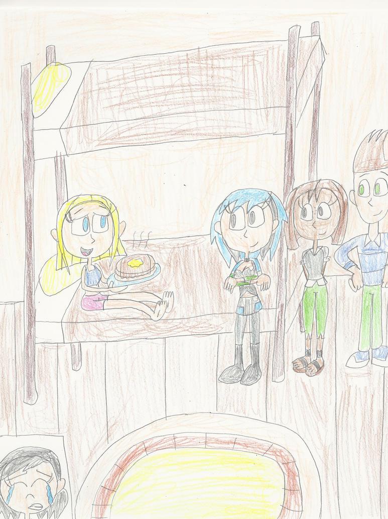 TDRI: Sammy's Warm Welcome by mastergamer20