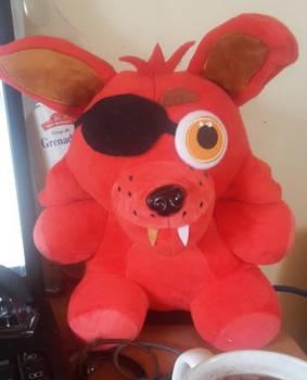 FNAF / My Foxy plush