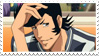 Space Dandy Stamp by SengokuWarrior
