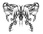 bfly tribal
