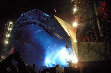 hellfest 2009 - Manowar