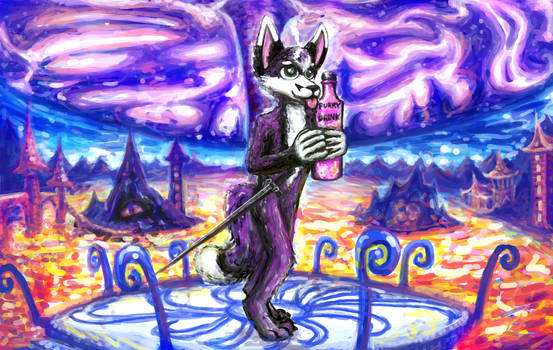 fox in sword art online