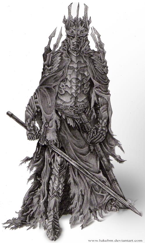 black armor by lukebm