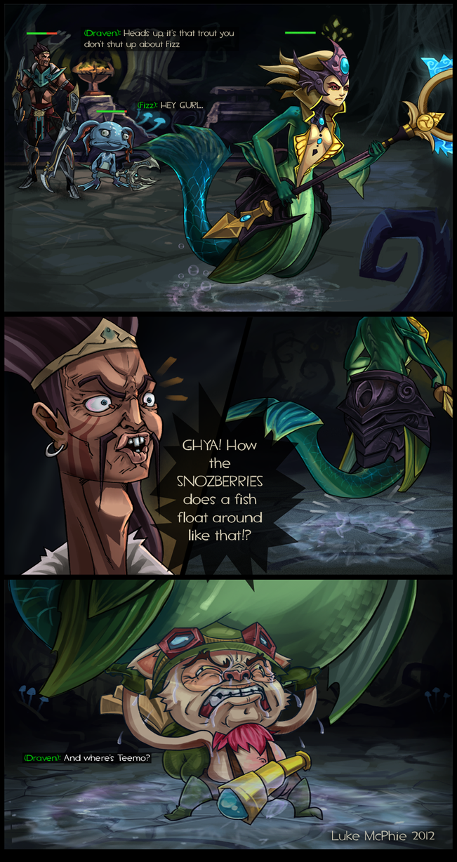 LoL comic 1 by lukebm