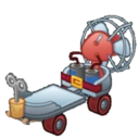 Roller skate vehicle (PNG) (*) by e1venbeauty