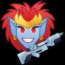 Demona (PNG) by e1venbeauty