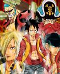 One Piece Movie Z