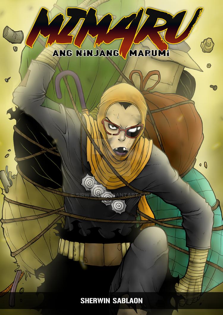 Mimaru The Dirty Ninja by sirwen11