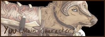 Click for my main character, Yuu.