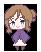 Nyotalia France Pixel by SailorMoonie89