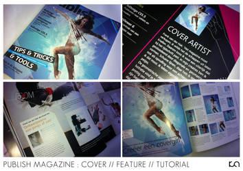 Publish magazine feature